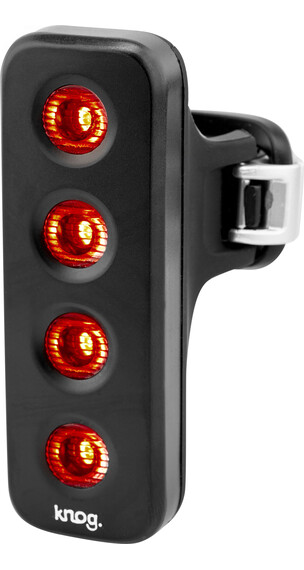 Knog Blinder MOB V The Face Rücklicht rote LED black